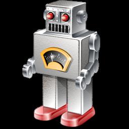 Как работает робот на пульте управления?